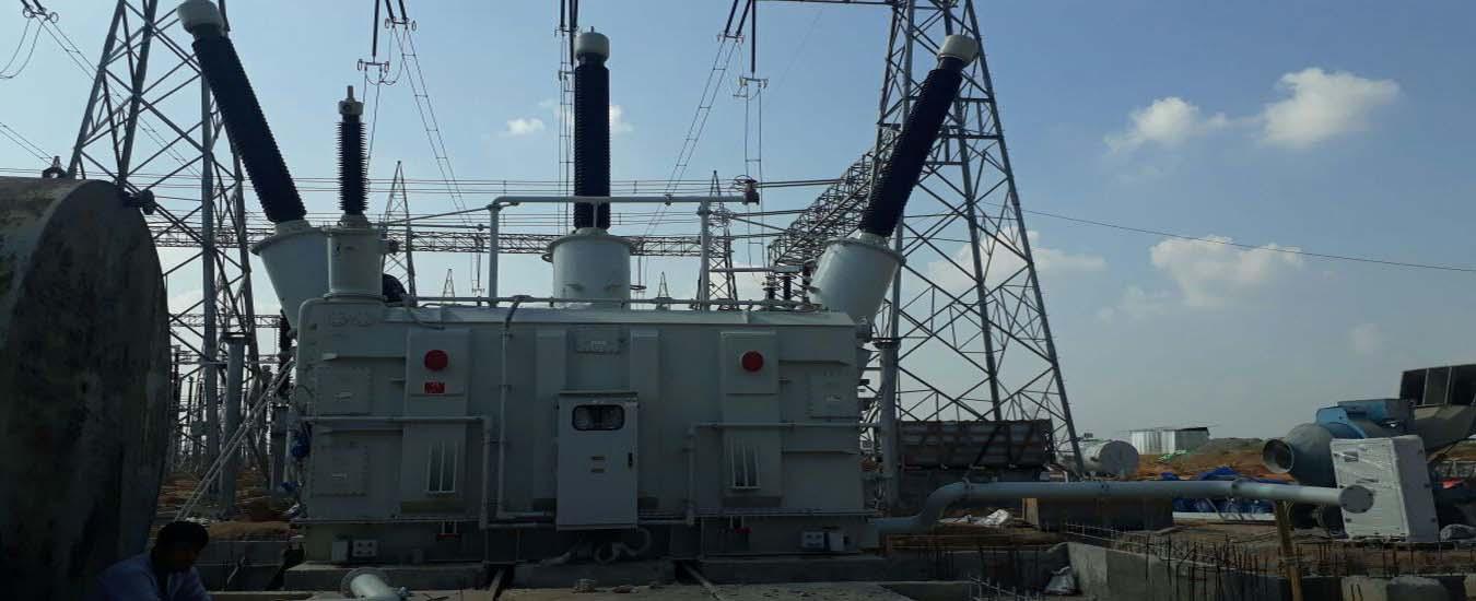Transformer Erection Service